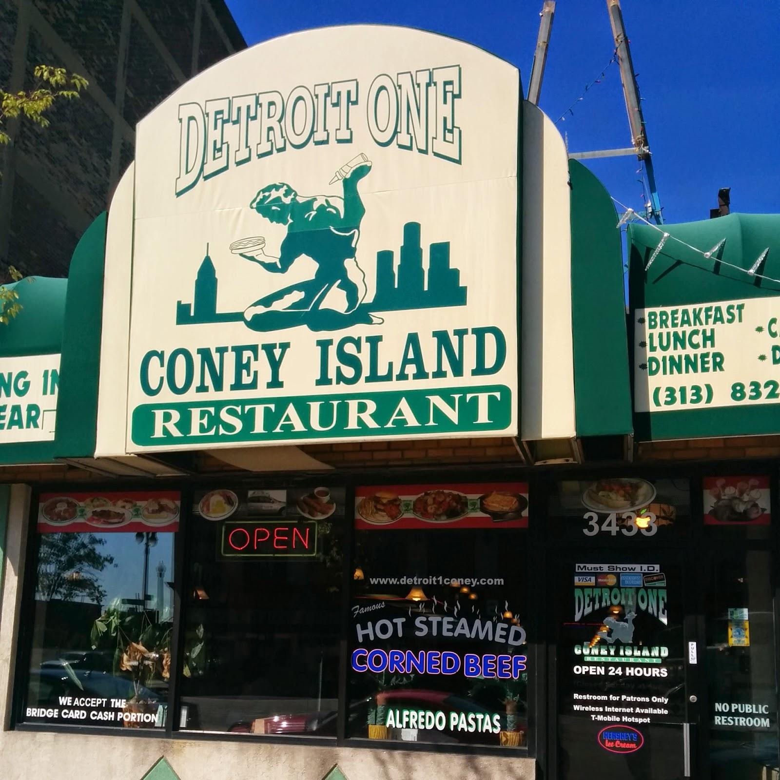 Zeffs Coney Island Detroit