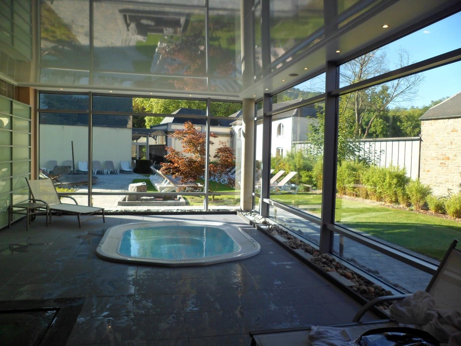 Mes conseils de voyage juin 2013 for Chaudfontaine piscine
