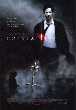 Người Đến Từ Địa Ngục - Constantine (2005) Poster