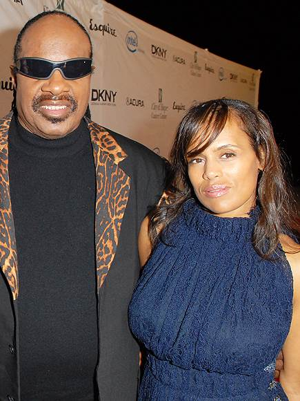 Stevie Wonder and Kai Millard Morris are divorced