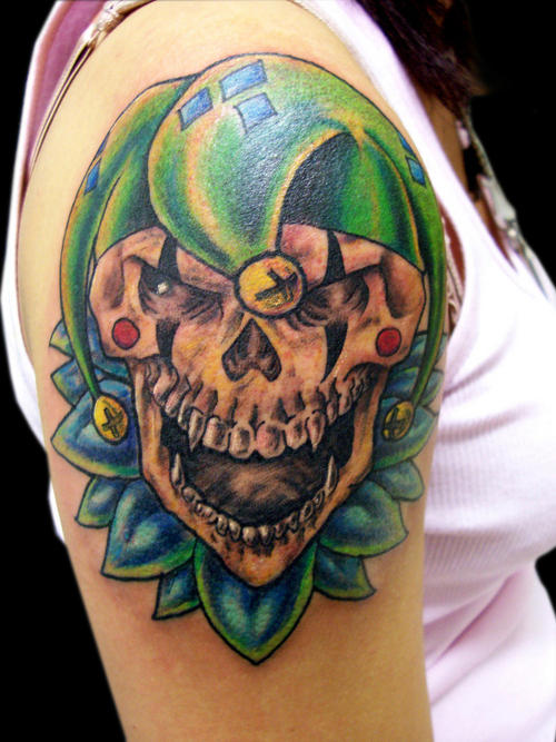 tattoo designs of clowns tattoo designs evil clowns home finance. Black Bedroom Furniture Sets. Home Design Ideas