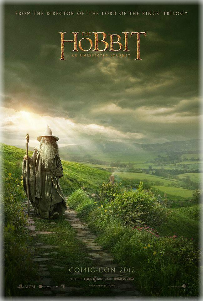 """El hobbit """"Un Viaje Inesperado"""" - Solo Full Películas"""