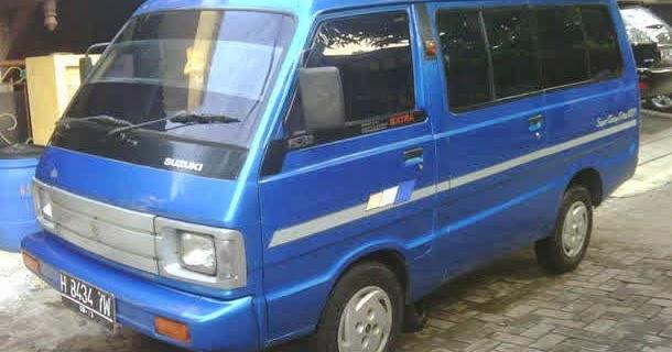 Harga Mobil Bekas Suzuki Carry Futura Minibus