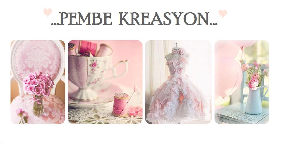 Pembe Kreasyon