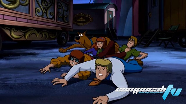Big Top Scooby-Doo! DVDRip Español Latino