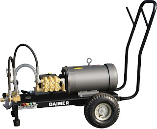 Rust Removal Pressure Washers