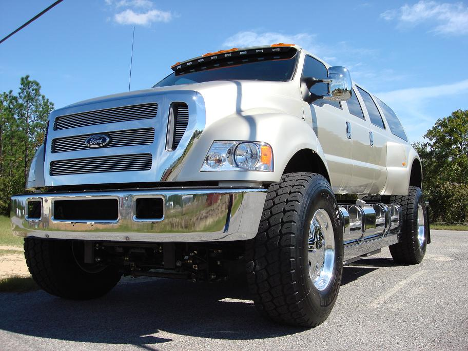 Ford F650 Super Truck Fast Speedy Cars