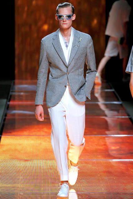 Paris Men's Fashion Week 2012 Spring 2013 Louis Vuitton Best Trends Yachting Luxury