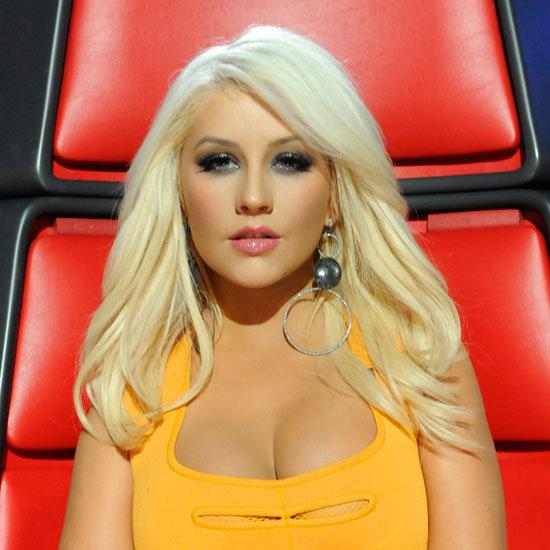Christina Aguilera Voice