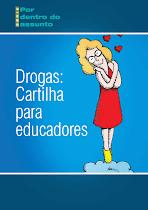 Cartilha para educadores sobre drogras