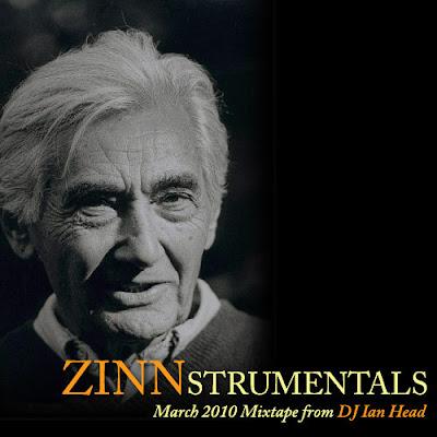 DJ Ian Head - Zinnstrumentals Vol. 1