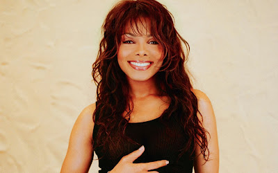 Janet Jackson HD Wallpaper for iPhone