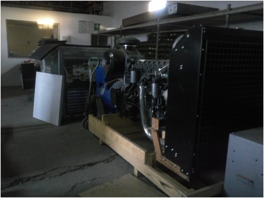 impianto da 100Kw di cogenerazione a biomasse vegetali
