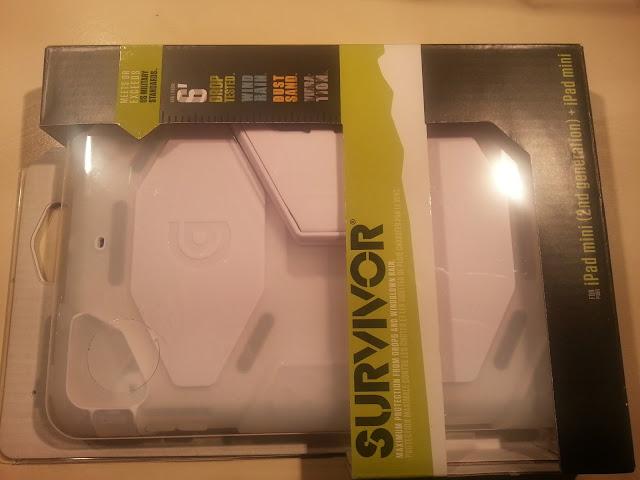 Survivor iPad Mini Case