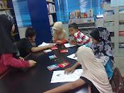 Aktiviti di perpustakaan