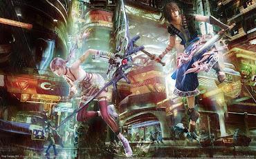 #33 Final Fantasy Wallpaper