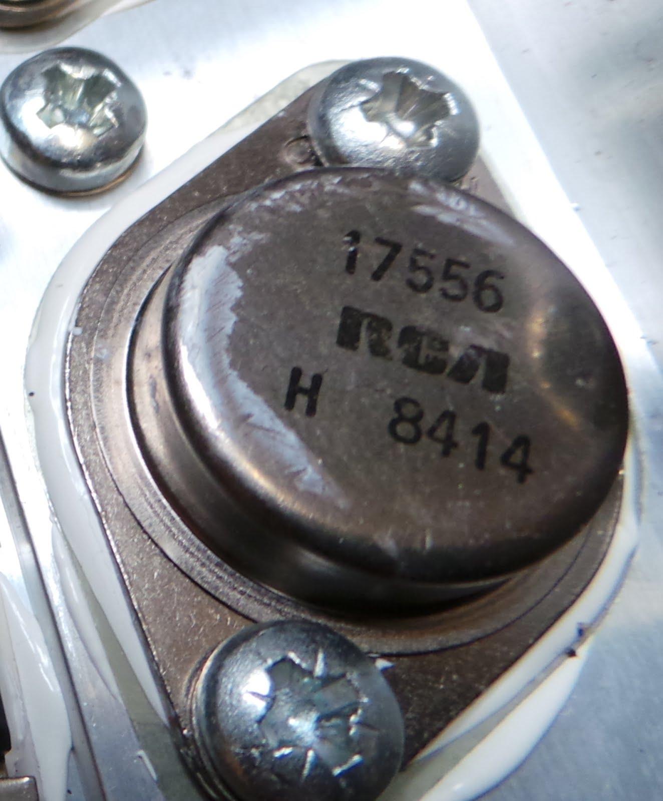 Doz\' Blog: Quad 405-2 Amplifier - restoration.