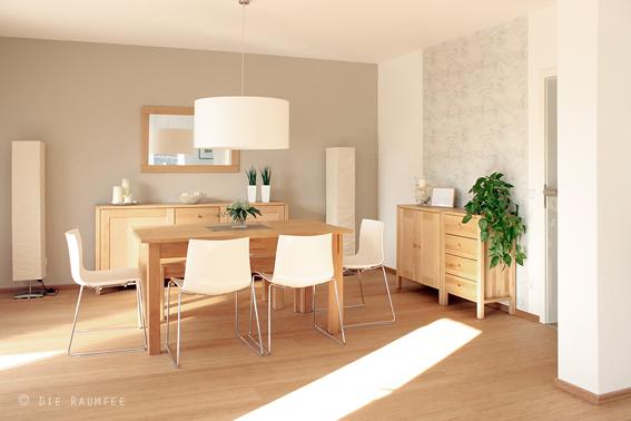 Die Wände Zwischen Küche Und Wohn Esszimmer Und Zwischen Diesem Und Dem  Bisherigen, Danebenliegenden Schlafzimmer ...