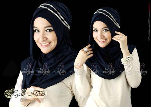 Hijab de luxe