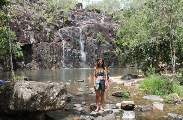 Sweet Monday, Airlie Beach, Cedar Creek Falls, Queensland, Australia