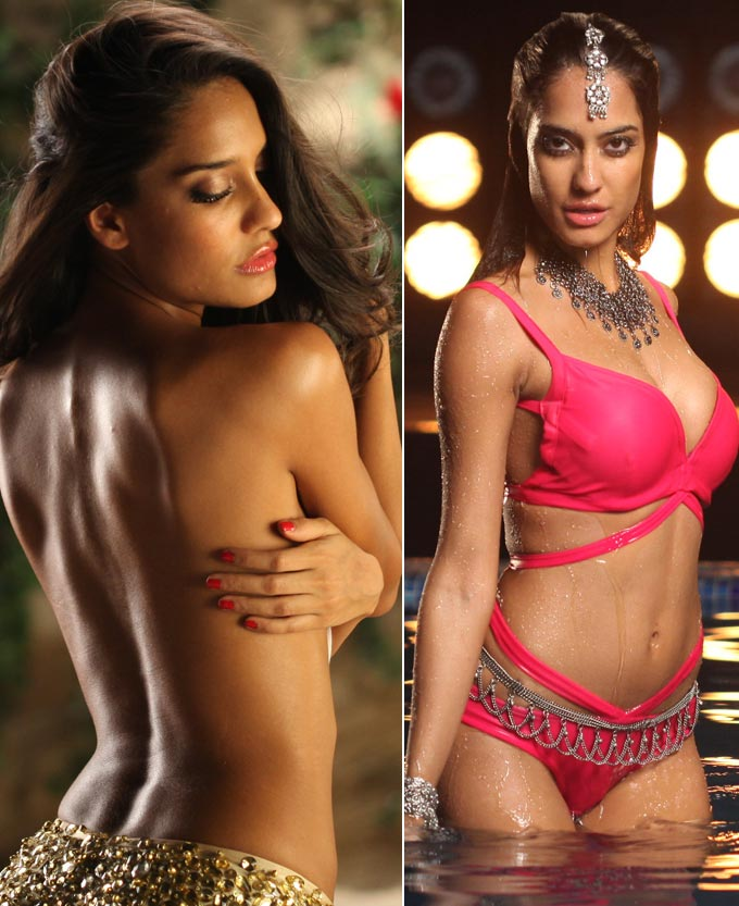 Backless Hotties of Bollywood