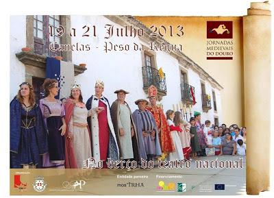 Jornadas Medievais do Douro - Canelas - Peso da Régua