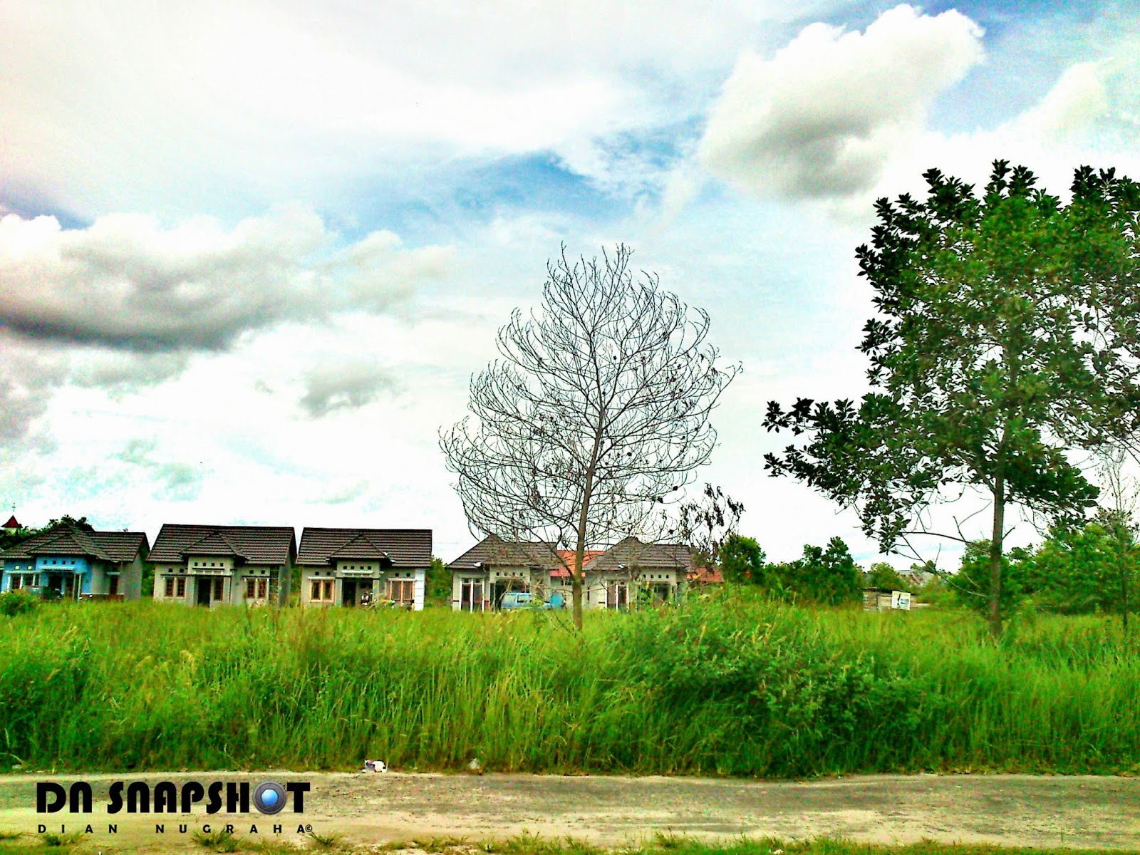 Housing calm and peace city in palangkaraya