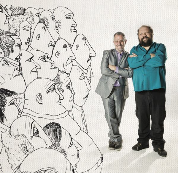 Marcelo Pretto e Swami Jr. - A Carne das Canções