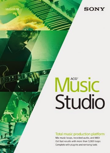 Download SONY ACID Music Studio 10