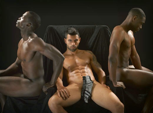 Lenny San naked