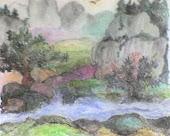 Peisaj - din Gumiho: Cărticică pentru Carina (2011)