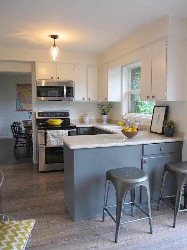 kitchen renovation kendall charcoal