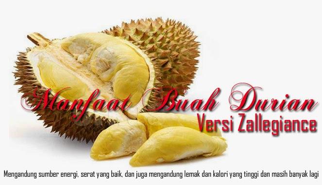 9 Manfaat Yang Terkandung Dari Buah Durian