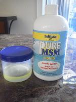 Le MSM dans mes produits de beauté (2ème partie)