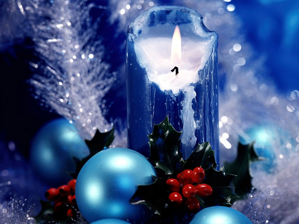christmas candle wallpapers - download christmas candle wallpapers