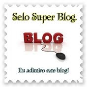 Selo Super Blog...