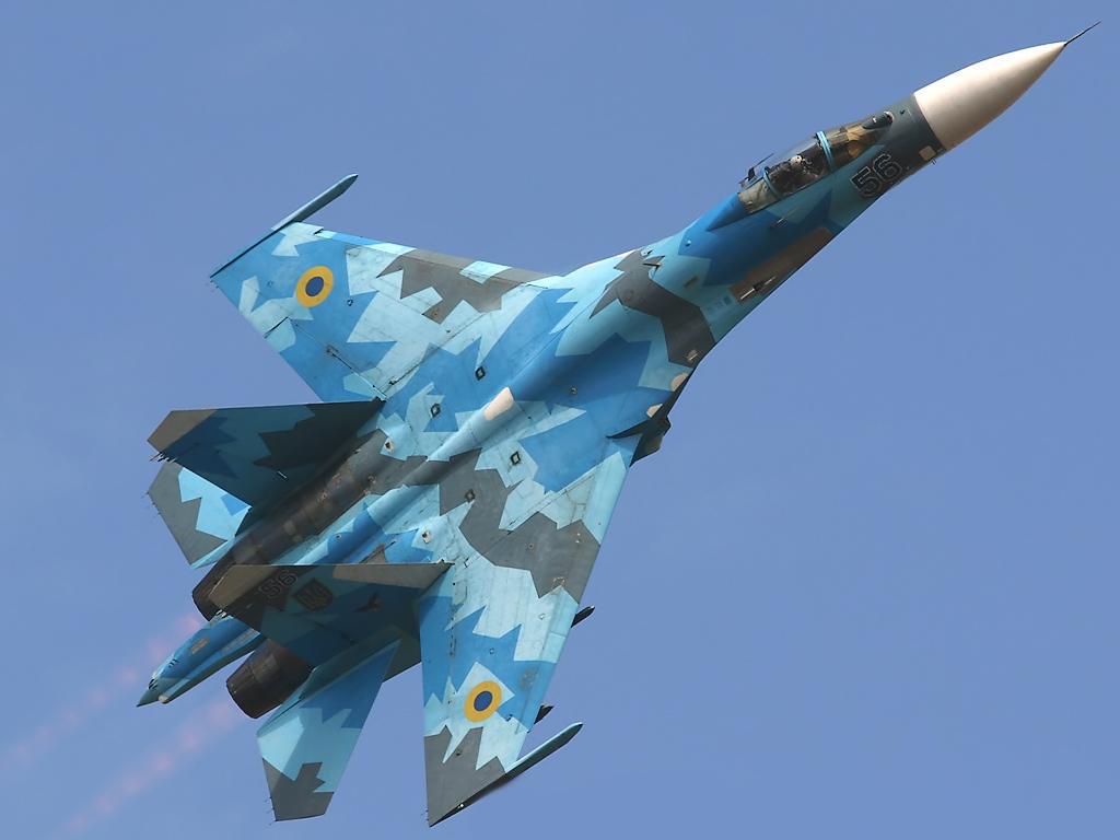 اكبر و اوثق موسوعة للجيش العراقي على الانترنت Su-27
