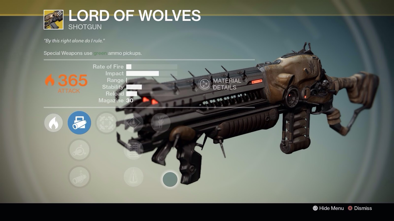 Best destiny primary weapons as of july 2015 - So Here We Go Lord Of Wolves It Was The Last Gun I Picked But It Should Have Been The First Like Many When The Stats Were First Leaked I Thought Look