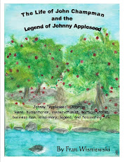 The Life of John Chapman and the Legend of Johnny Appleseed - ON SALE NOW!