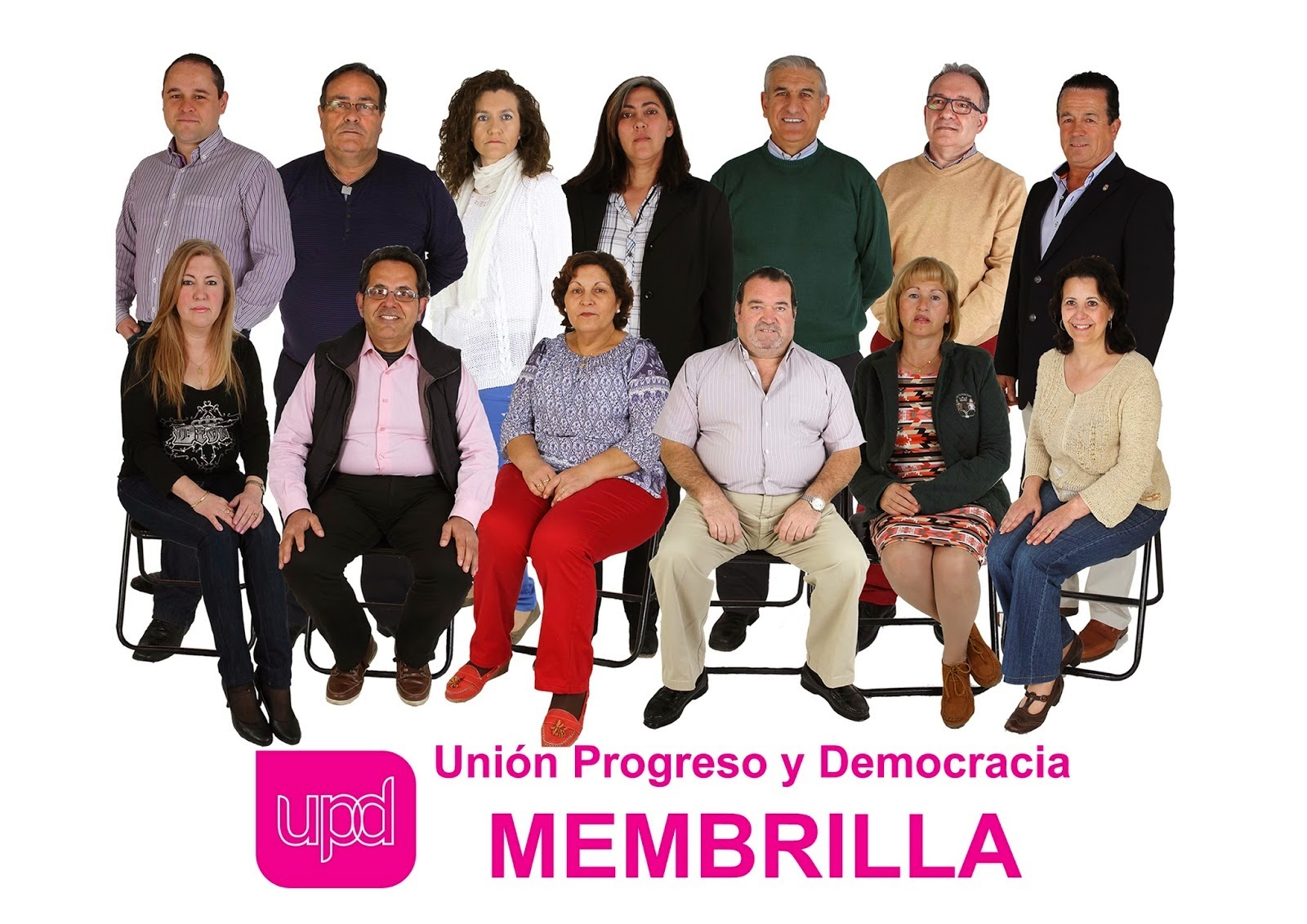 Candidatura UPyD Membrilla