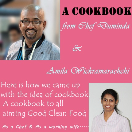 Cookbook Project of Chef duminda and Amila