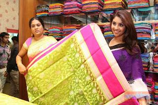 Richa-Gangopadhyay-at-Sreeja-Fashions-3rd-Anniversary