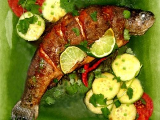 Cooking whole fish use full recipes for How to cook a whole fish