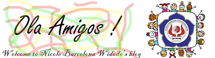 Nicole Barcelona Widodo's