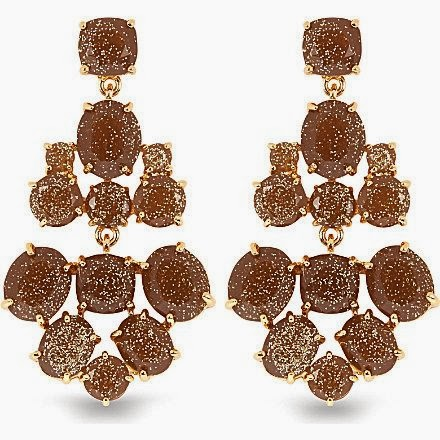 Kate Spade Chandelier Earrings from Selfridges