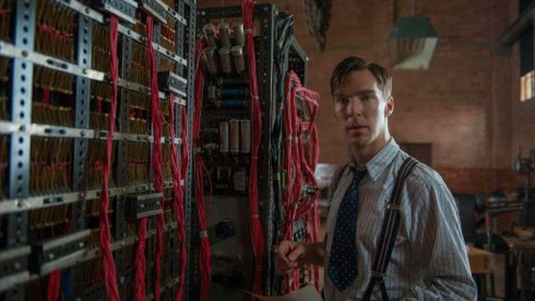 "Benedict Cumberbatch ""The Imitation Game"""