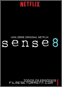 Sense8 1 Temporada Torrent HDTV