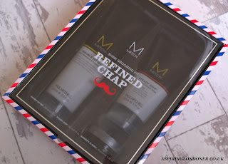 Paul Mitchell Mitch Refined Chap Gift Set Review - Aspiring Londoner
