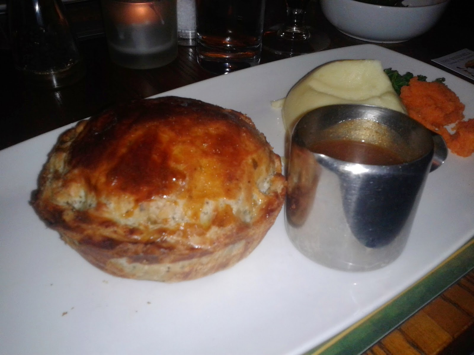 Windmill Mayfair Steak & Kidney Pie