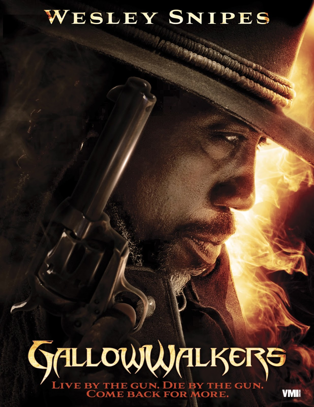 Gallowwalkers (2012) Poster